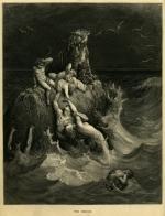 Gustave Doré - Le Déluge
